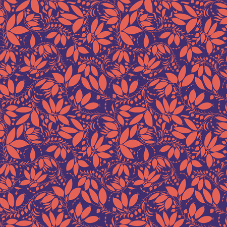 barberry: barberry seamless pattern. silhouette of berry. Use as wallpaper or a neutral backdrop. seamless texture