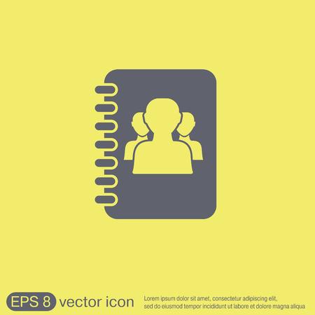 directory book: phone address book