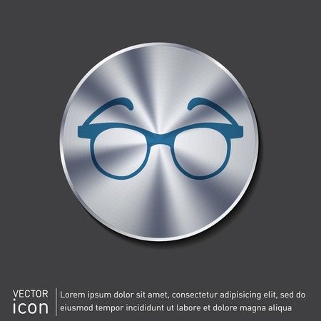 eye wear: Glasses icon