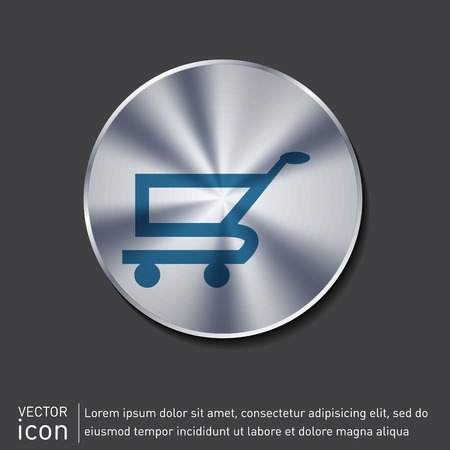 internet shop: cart online store, Internet shop. basket shopping