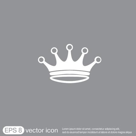 couronne icône