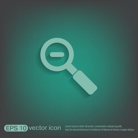 reduction: magnifier reduction