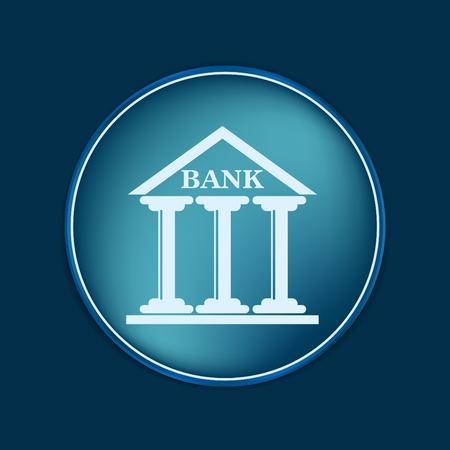 edificio banco: edificio del banco.