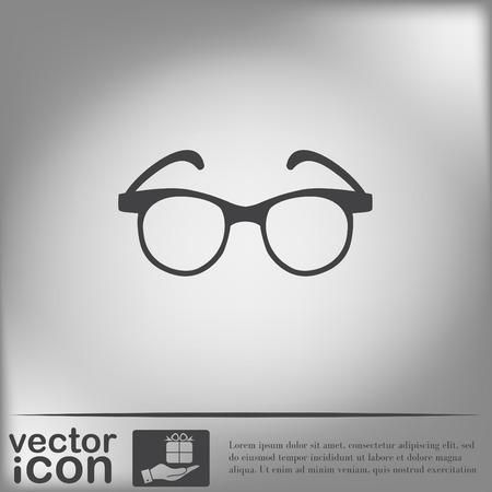 eyeglasses: Glasses icon