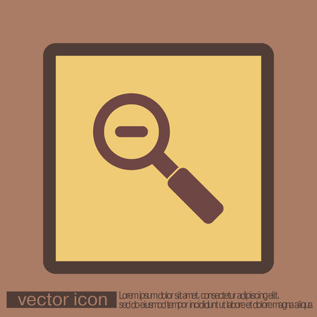 scrutiny: magnifier reduction