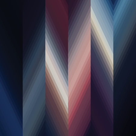 Zig-zag background. ?olorful abstract vector pattern