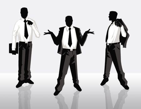 businessmen 3 photo