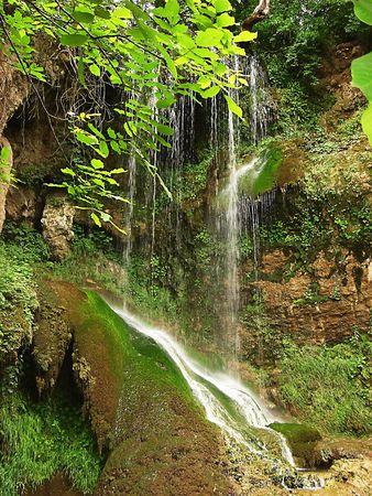 waterfall, Bulgaria photo