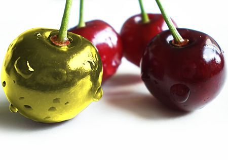unique cherry photo
