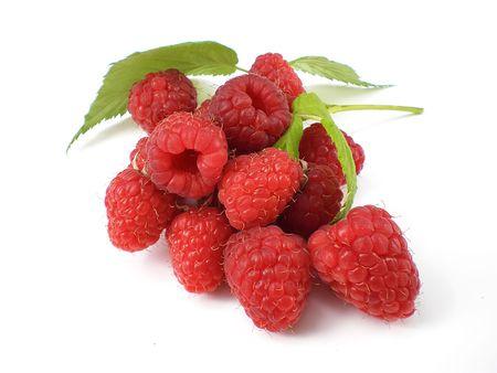 raspberries Stok Fotoğraf