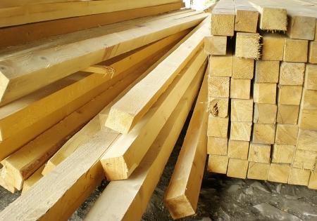 pressured: lumber