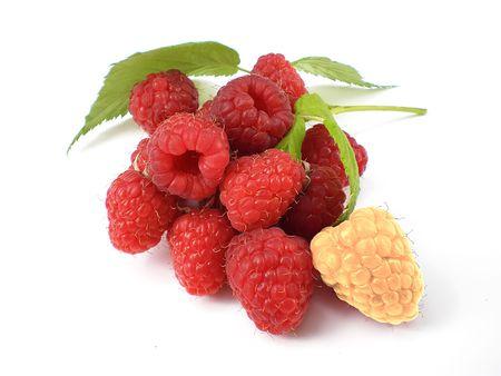 unique raspberry photo