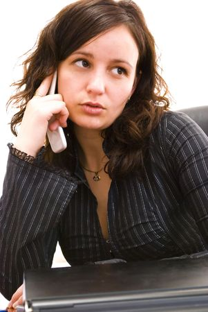 young businesswoman Stock Photo - 6391350