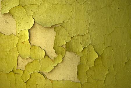 minable: Old craqu� texture de mur v�g�tal Banque d'images
