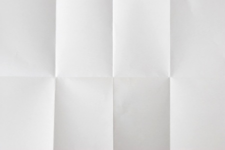 wrinkled fold sheet of paper texture photo