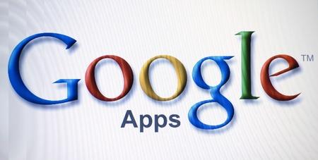 google: logotipo de Google en la pantalla del port�til Editorial