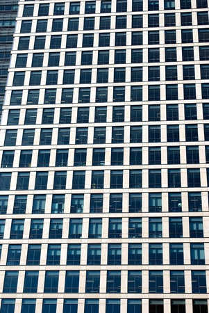 Canary Wharf famous skyscrapers of London photo