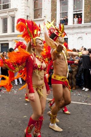 notting: Carnaval de Notting Hill