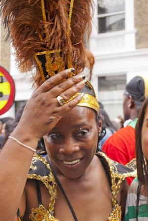 baile latino: Carnaval de Notting Hill