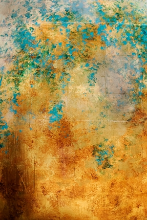 abstract golden background texture close up Stock Photo - 16933370