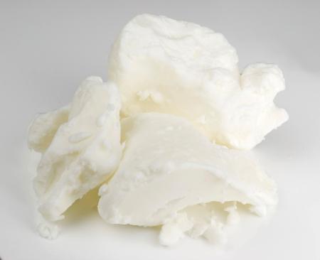 organic shea butter soap base Stok Fotoğraf - 17931367