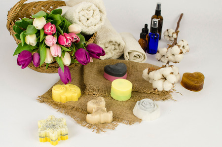 scented soap: luxury handmade organic soap bars scented variety