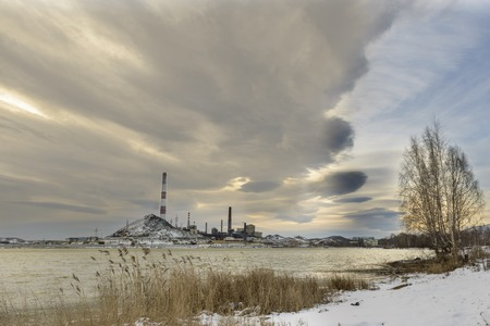 polluted: the most polluted place on the planet - Karabash
