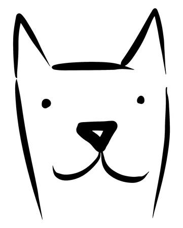 illus: The dog