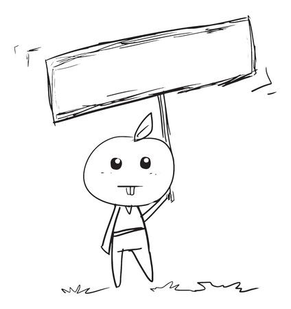 illus: cartoon