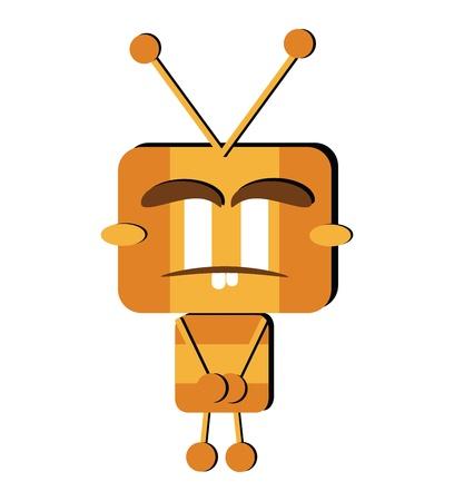 cartoon ant Illustration