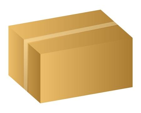 box Stock Vector - 18143148