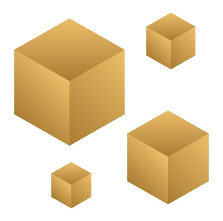 box Stock Vector - 18143151
