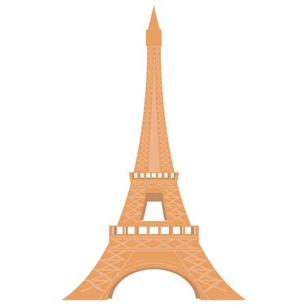 high angle view: Eiffel