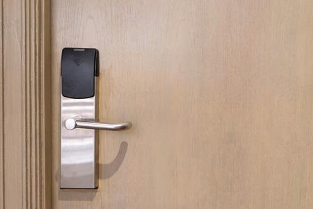 Electric door wifi Imagens