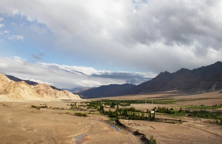 Stagna valley, Ladakh range, Northern India  Stock Photo - 17711915