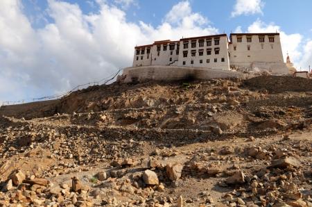 Stagna monastery, Leh district, Ladakh range, Northern India