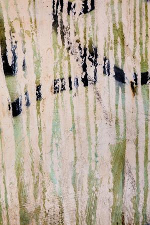 worn: Grunge background texture of worn painted metal Stock Photo