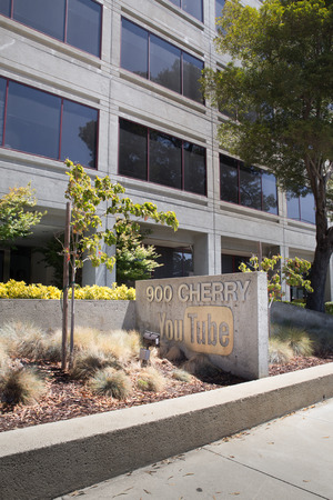 headquarters: Youtube Headquarters