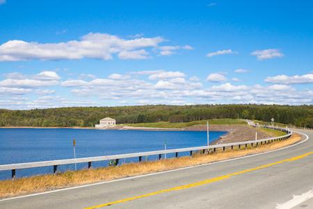 New York Neversink Reservoir