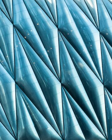 architectural geometric pattern design with room for copy space Stock fotó