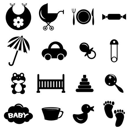 babyish: Babyish icons set