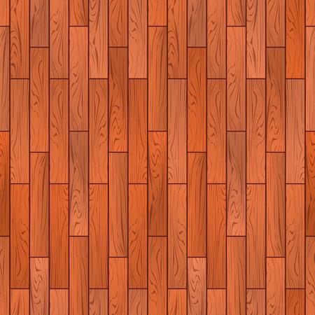 tile flooring: Wooden floor, seamless pattern design Illustration