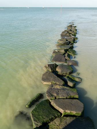 Stone path to the Ocean Stock fotó - 48592176