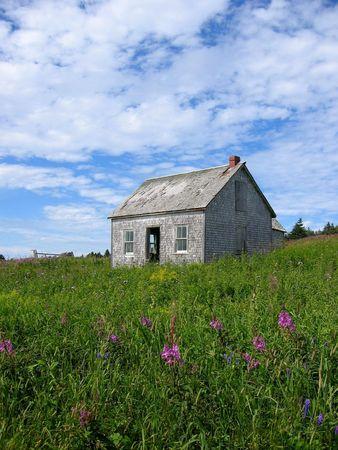 Abandoned house Stok Fotoğraf - 751269
