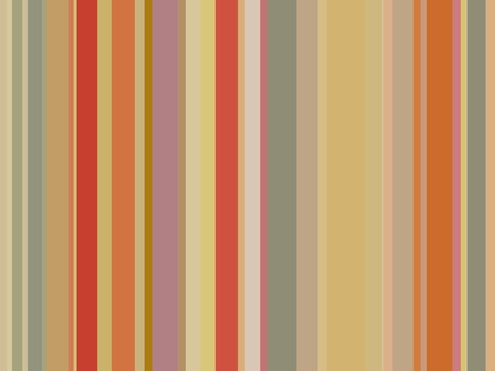 multi coloured: Retro style background of colored different stripes Illustration