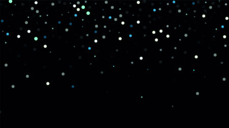 Beautiful Falling Snow. Vector Snowflakes Falling Sky. Frosty Christmas Background. Fairy Magical New Year Design Background. Vector illustration.
