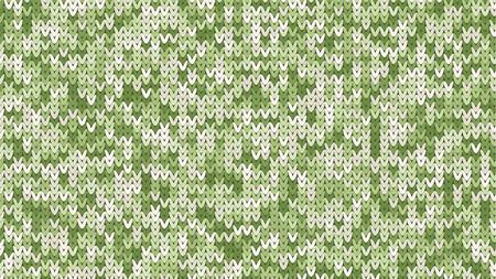 Knitting Melange Texture background.