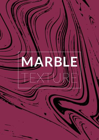 Gradient Vector Marble Texture. Poster, Brochure, Invitation, Simple Design Presentation,  Business Card, Poster Design, Futurist Title Page. Gradient Vector Marble Texture. Size A4.