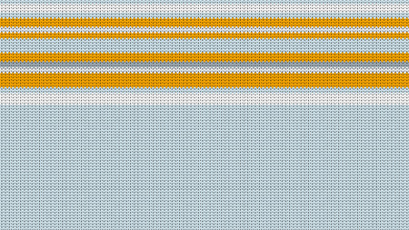 Knitted Stitch Seamless Pattern with Empty Space for Text. Vector Knitted Stitch for Your Design. Winter Sweater Holiday Design. Vector. Иллюстрация