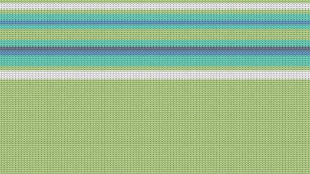 Texture de tricot sans couture. Conception de vacances de pull d'hiver rayé. Fond en tricot avec rayures et espace vide pour le texte. Illustration vectorielle. Banque d'images - 96984726